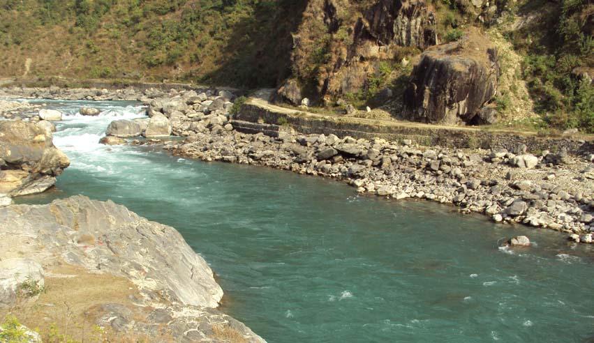trishuli upper three a hydropower