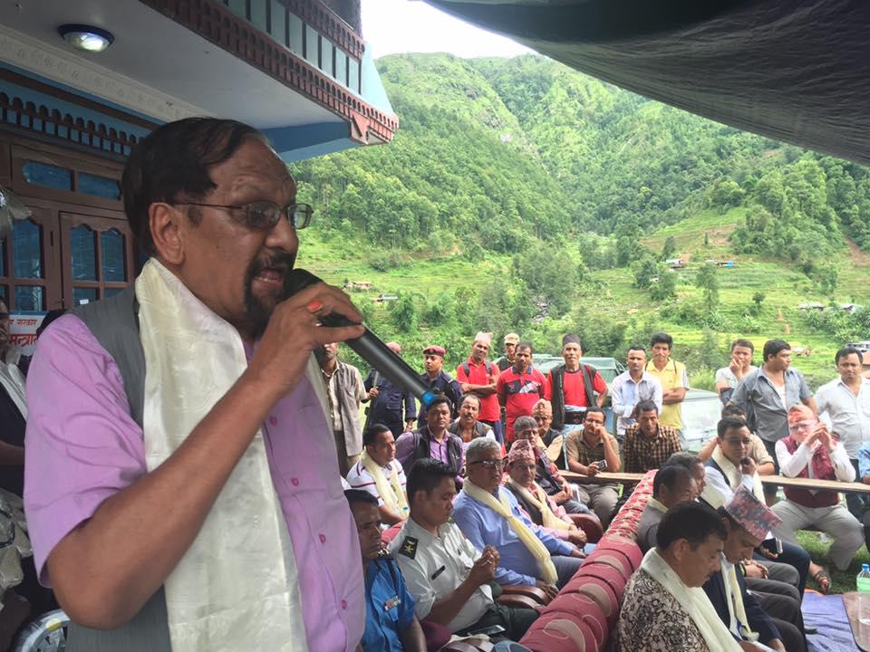 Ramsharan Mahat