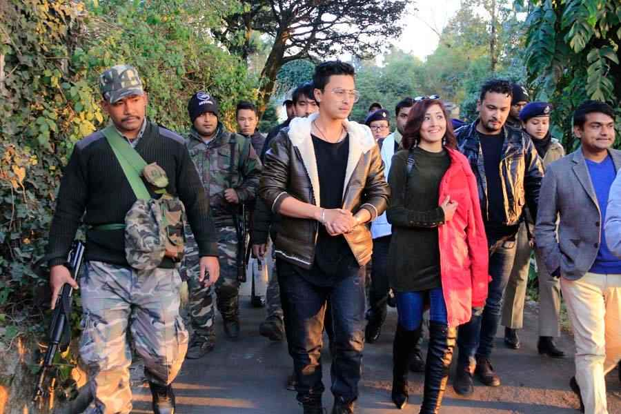 paul shah nepal Darjeeling