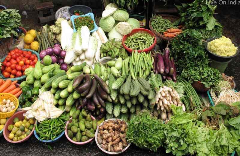 vegetable market nuwakot