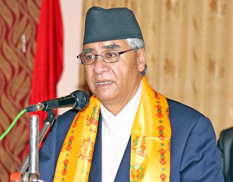 Sher Bahadur Deuwa