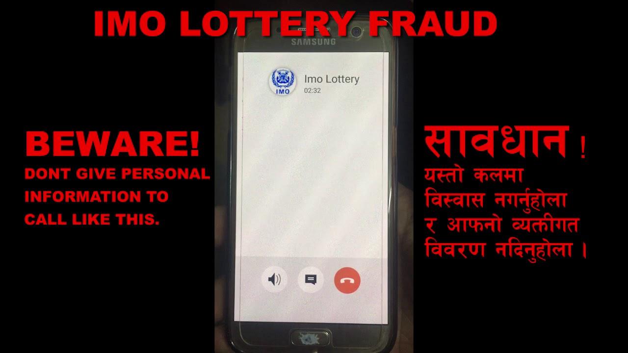 IMO Fraud