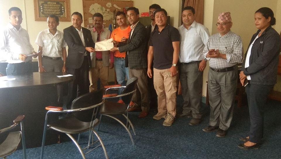 FNJ Nepal Journalist Insurance