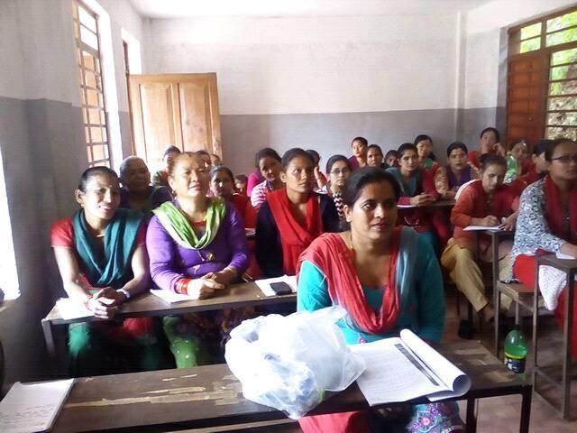 Animal Insurance Training in Nuwakot