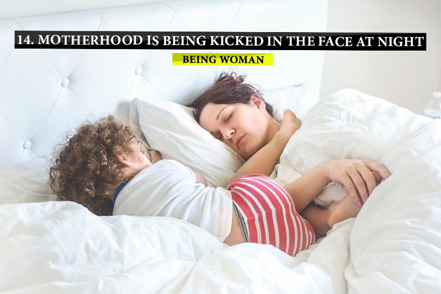 Being Women Mother