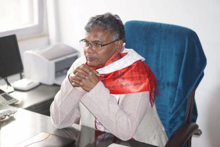 Matrika Yadav Minister of Nepal
