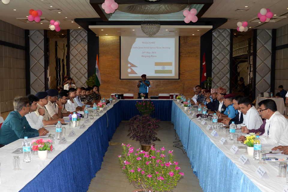 nepal bharat meeting birjung