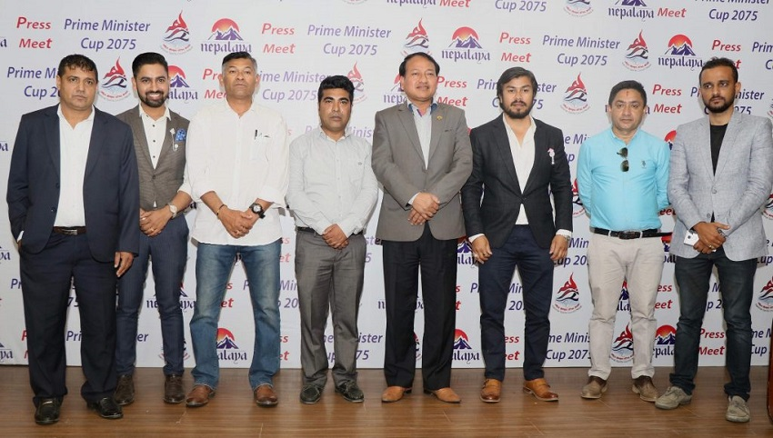 one day prime minister cricket cup nepal