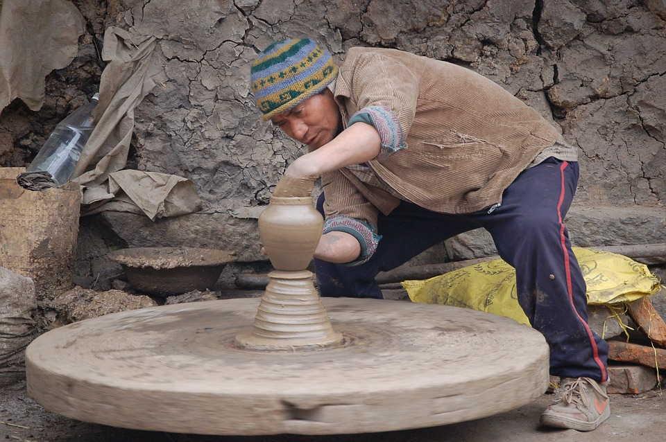 Potter Nepal