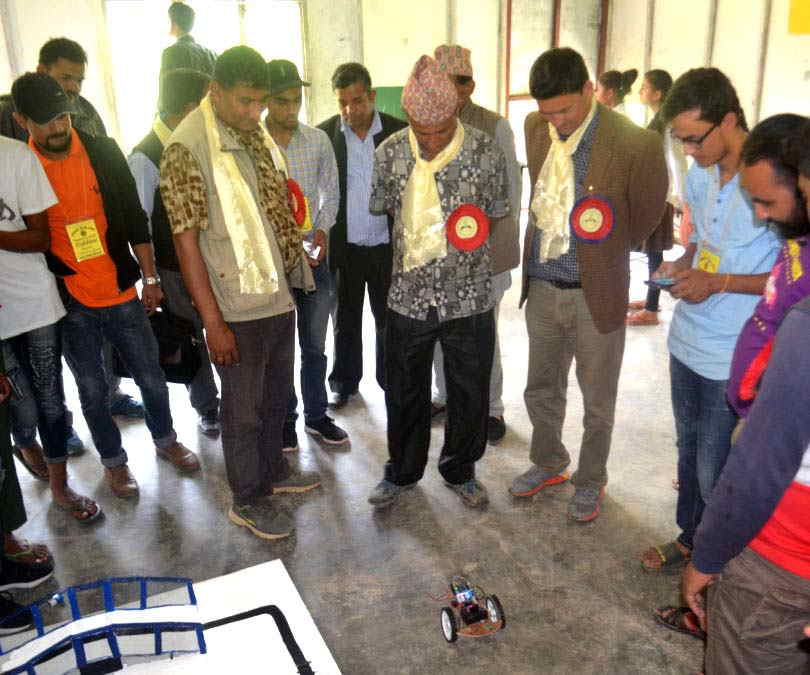 21 new machine invention likhu nuwakot