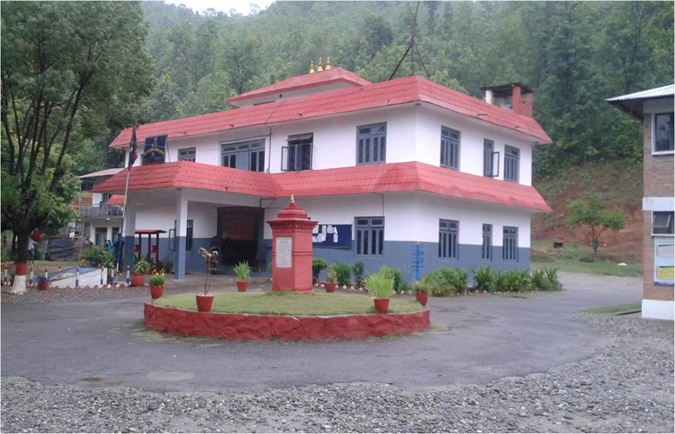 district police office nuwakot