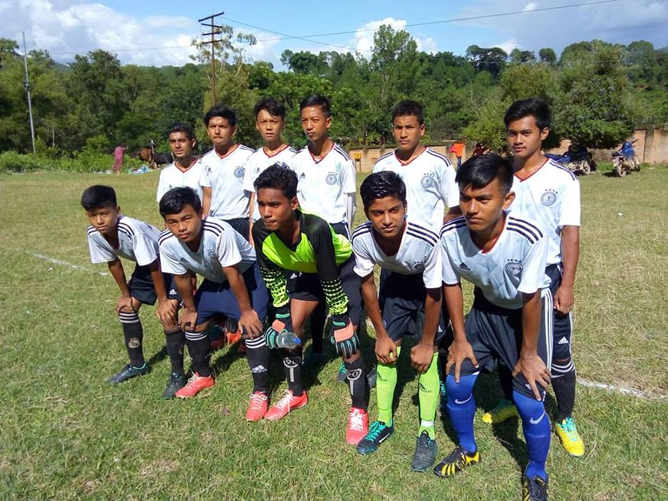 anfa inter secondary football competition nuwakot