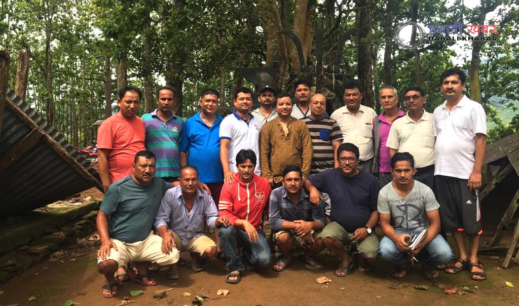 Bandevi Mandir Nuwakot