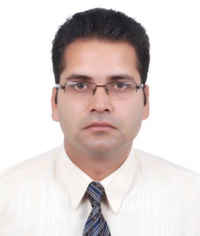 Journalist Narayan Poudel