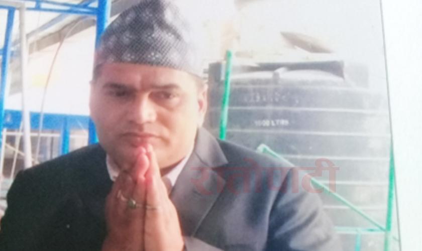 Manohar Tiwari