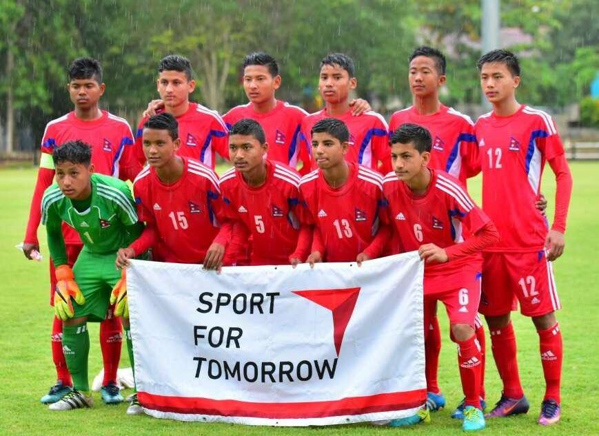 Nepal U-15 National Team