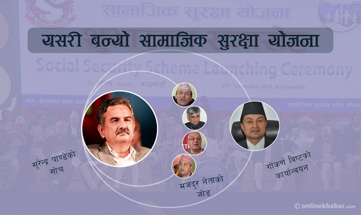 samajik surakshya yojana