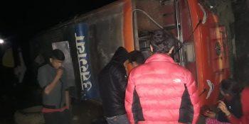 shivapuri bus accident nuwakot