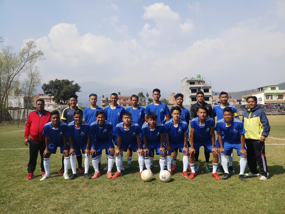 kathmandu football team