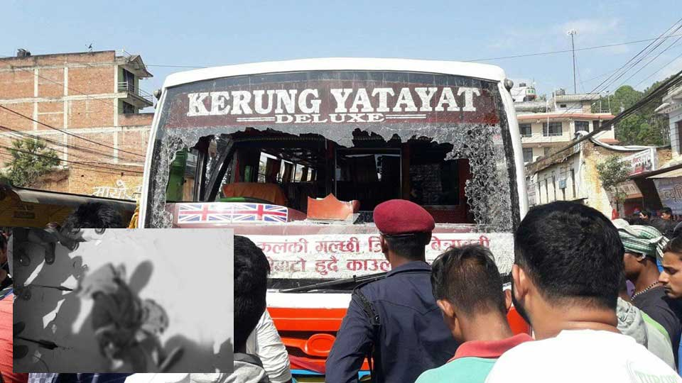 child death in bus accident