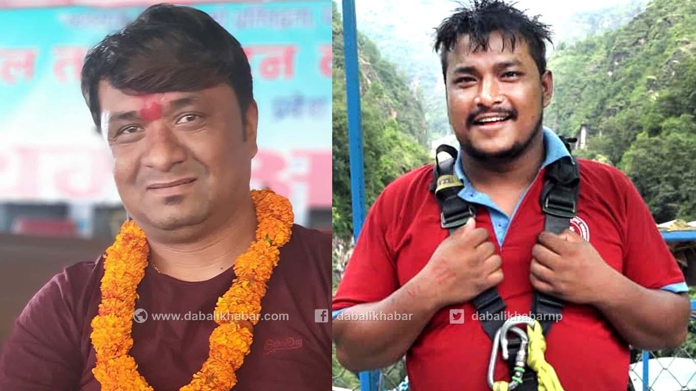 nuwakot hotel member madhushudhan thapaliya sabin shrestha