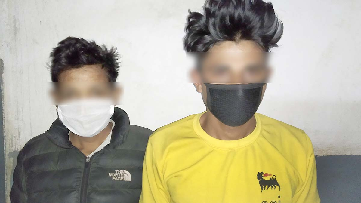 Two arrested on charges of hitting a deer in Nuwakot