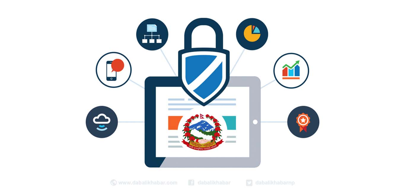 nepal government website audit ssl backup