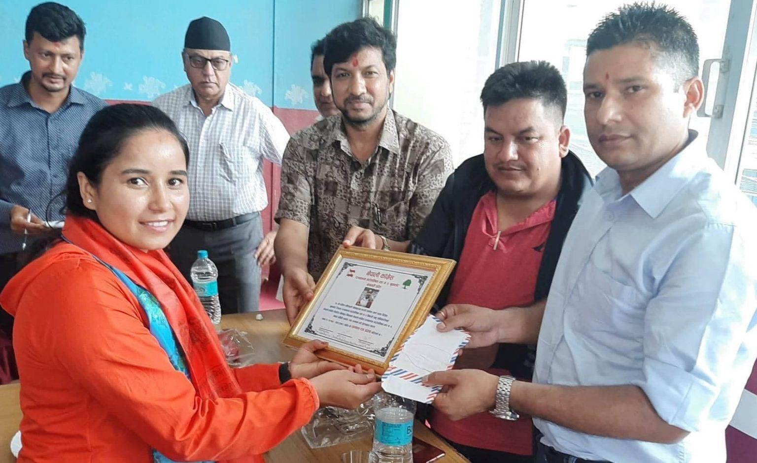 13th sag anu adhikari samman dabali khabar tws yesubc