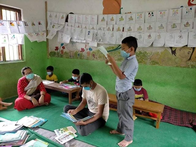 effective education of room to read in nuwakot