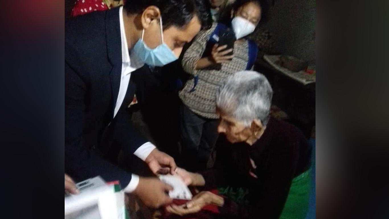 elder citizenship bidur nuwakot