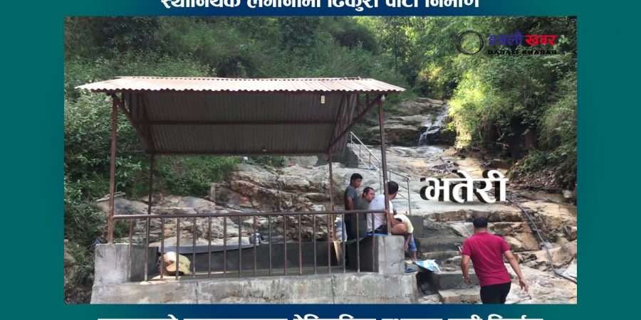 youth build a kiriyaputri trust in gangate bidur municipality puspa lal mid mountain highway