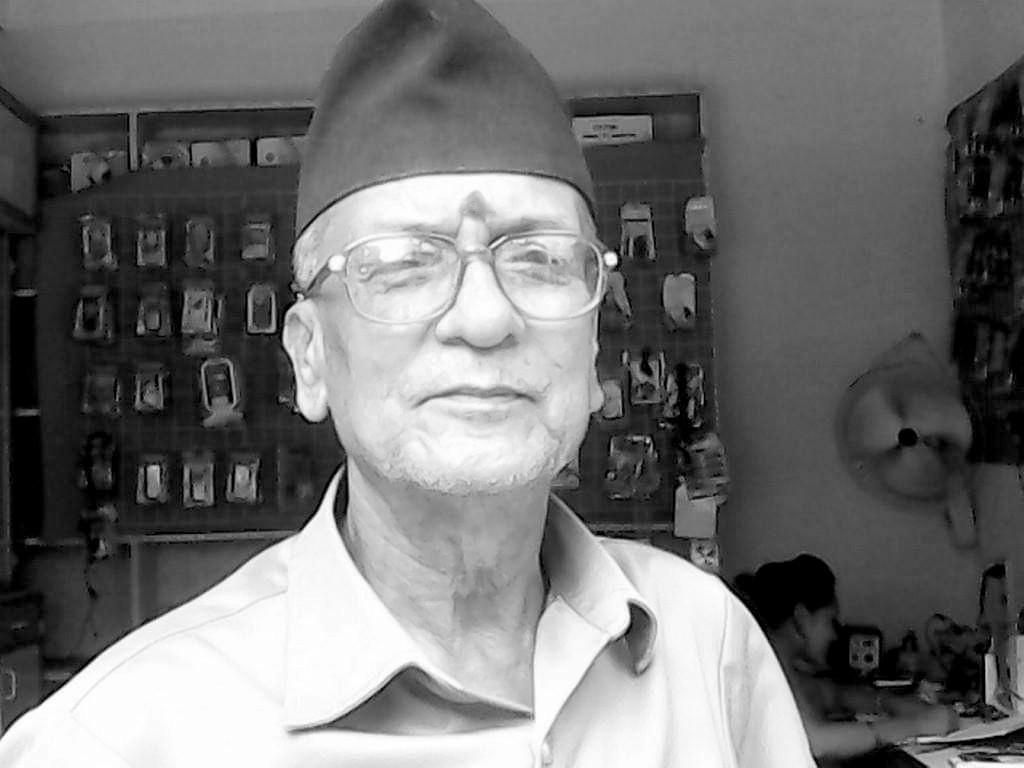 journalist sitaram prasad barma dhading