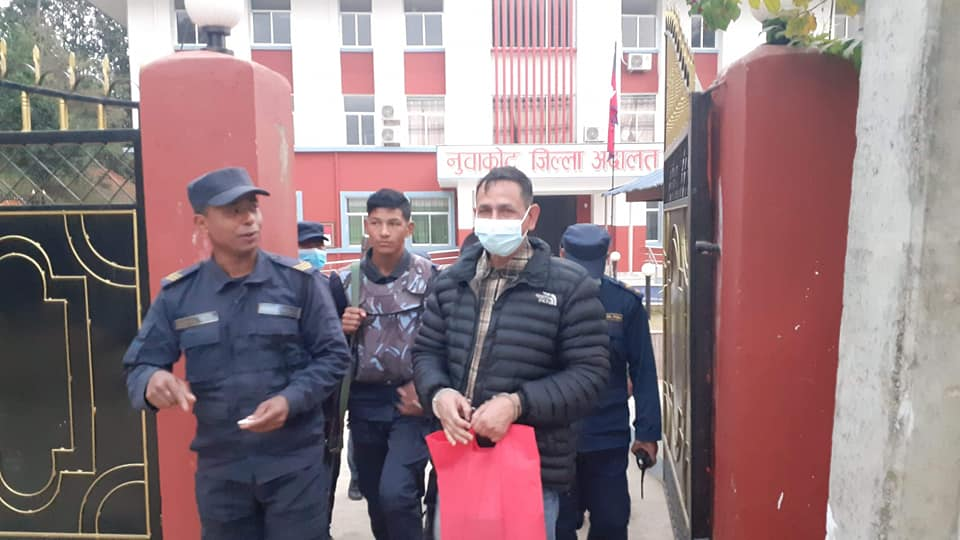 arrested to birahi biplop samahu