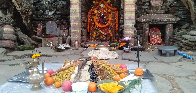 bhishma dwadashi nuwakot newar