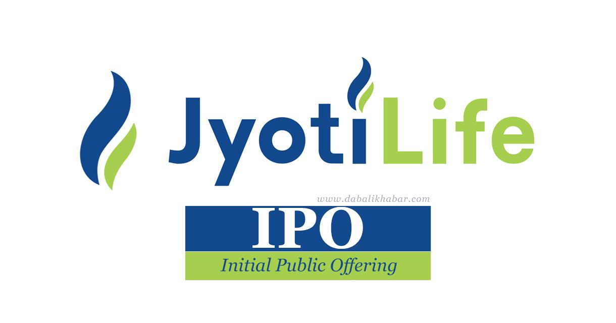 jyoti life insurance limited share ipo