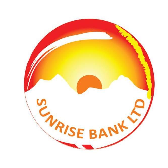 logo of sunrise bank nepal