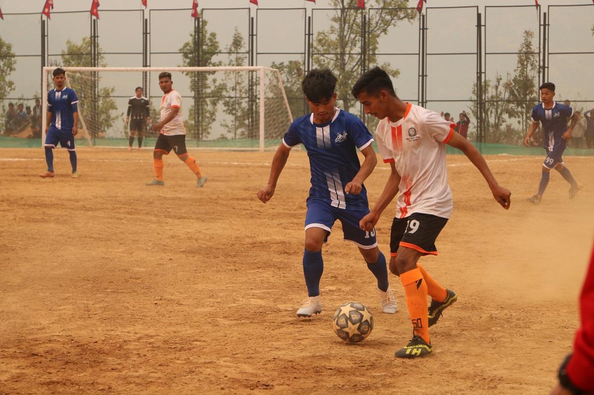 shivapuri gold cup football