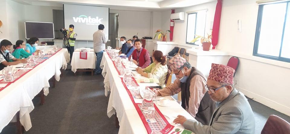 कांग्रेस बागमती प्रदेश संसदीय दलद्वारा बजेट समीक्षा