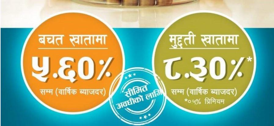 nmb bank fixed deposit interest offer