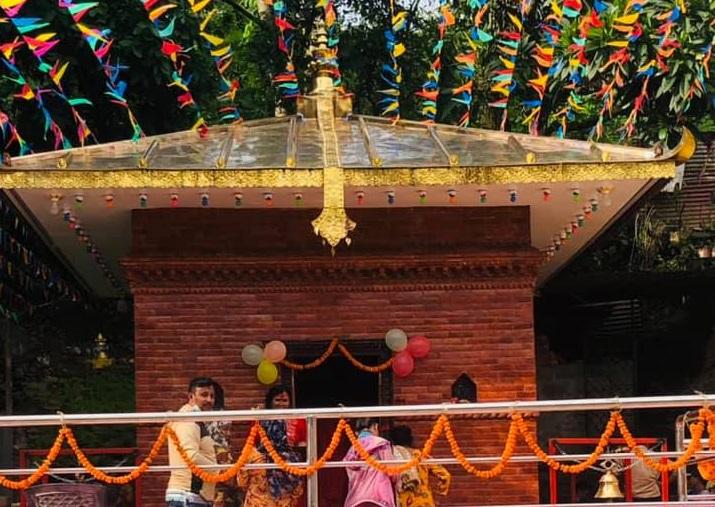 satya narayan temple nuwakot baguwa