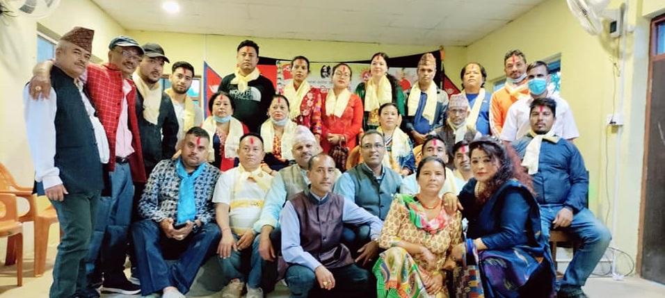 एमाले विदुर-२ को अध्यक्षमा दामोदर नेपाल सर्वसम्मत